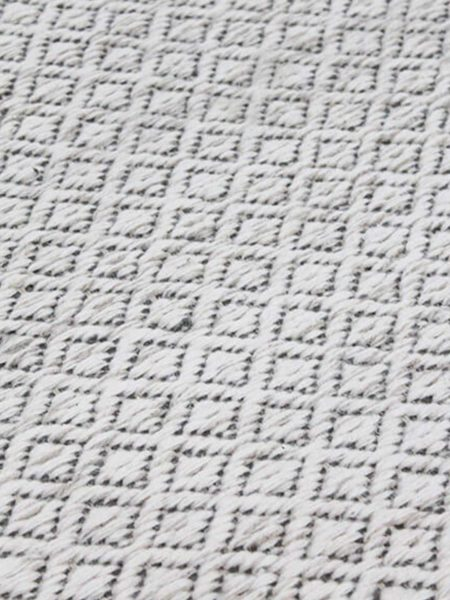 Braid Pastille - Ivory Grey