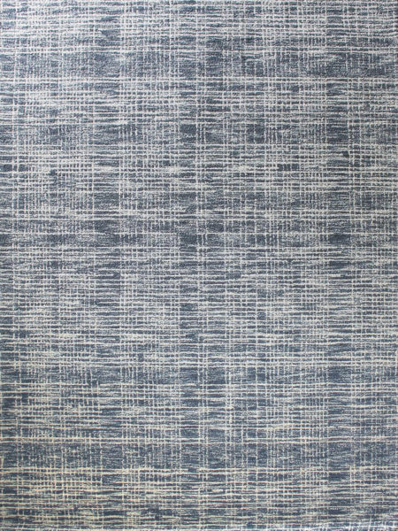 Canvas rug design in pure wool overhead
