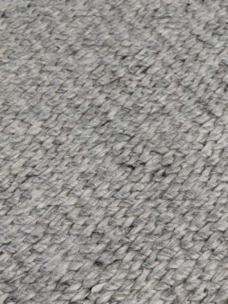 Madison grey handmade rug