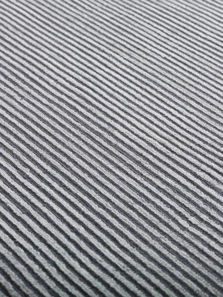 Liverpool grey rug detail image