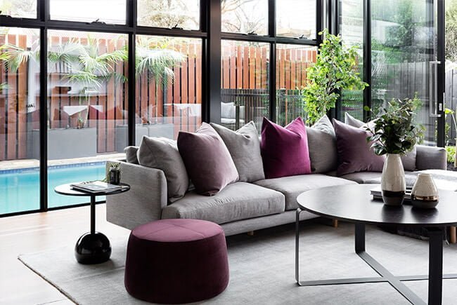 Classic and contemporary home life and styling with The Real Estate Stylists