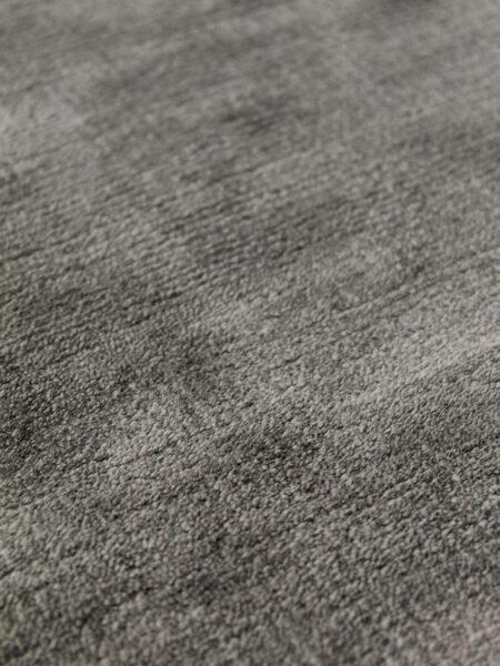 Glitz luxury artsilk rug in mink grey by The Rug Collection
