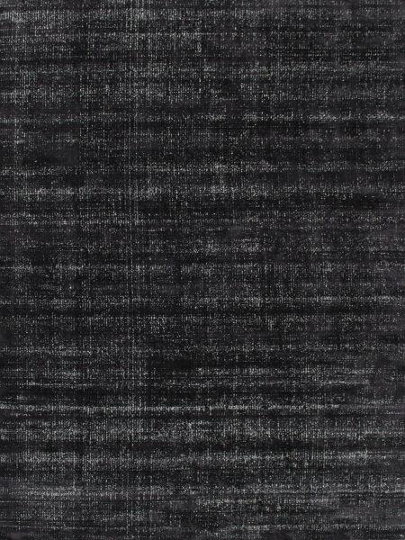 Denver Black speckled two-tone rug overhead image