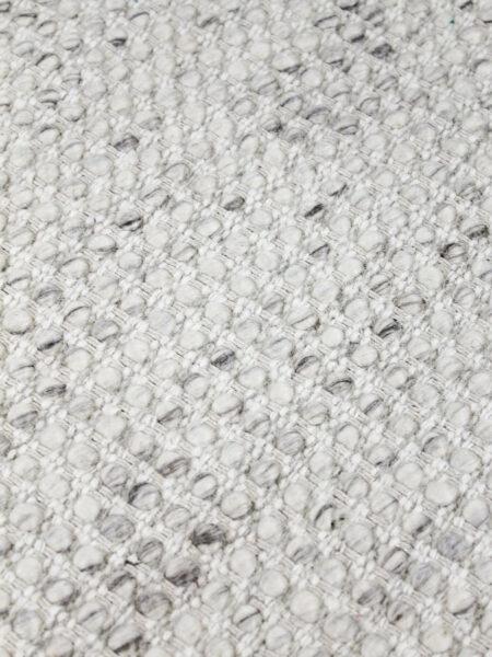 Kober flatweave pure 100% wool rug detail image