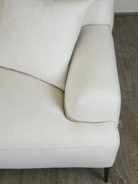 Alexis Sofa in Natural coloured fabric