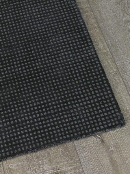 MONACO Graphite Rug Handwoven in ECONYL® 100% regenerated nylon
