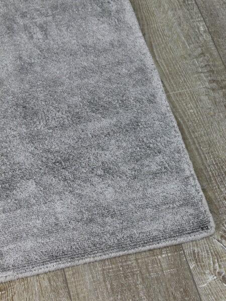 RITZ Grey Rug Handwoven in ECONYL® 100% regenerated nylon