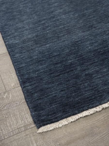 Diva handmade rug in navy