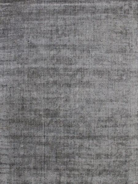 Garcia Fudge handloom knotted rug in wool and artsilk
