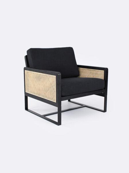 Remi Club Rattan Occasional Chair