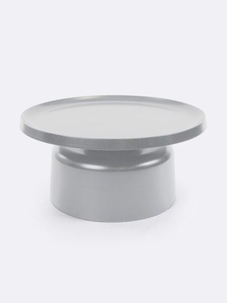 Lulu metal coffee table in Grey