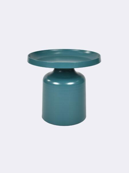 Lulu Side Table in Teal