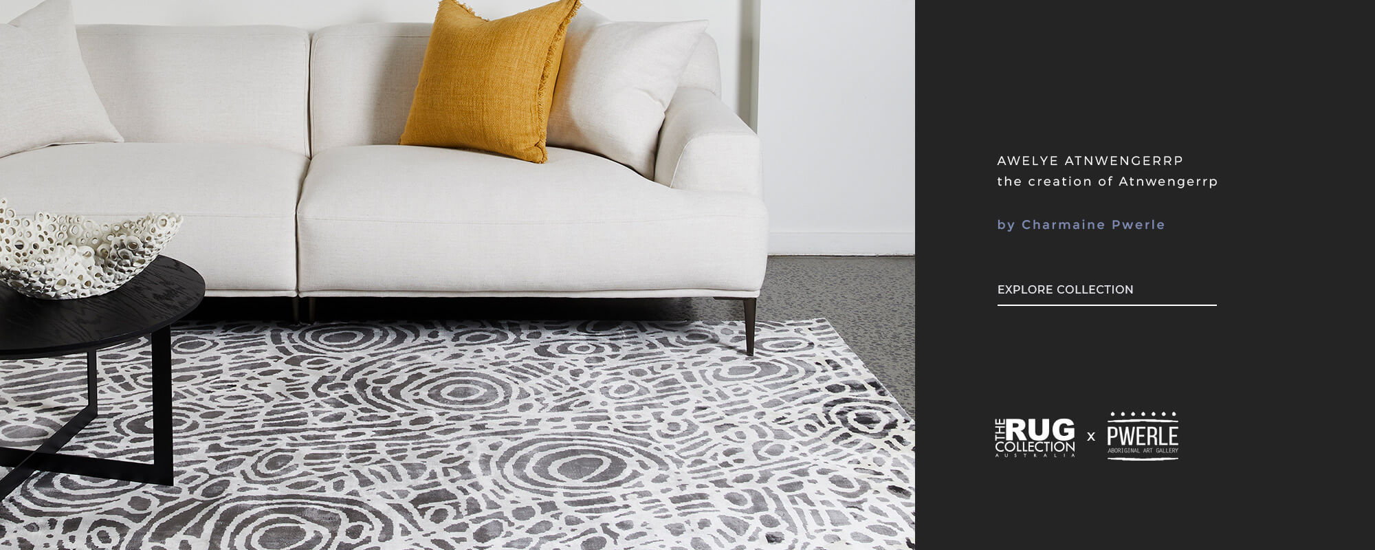 new indigenous rug collection